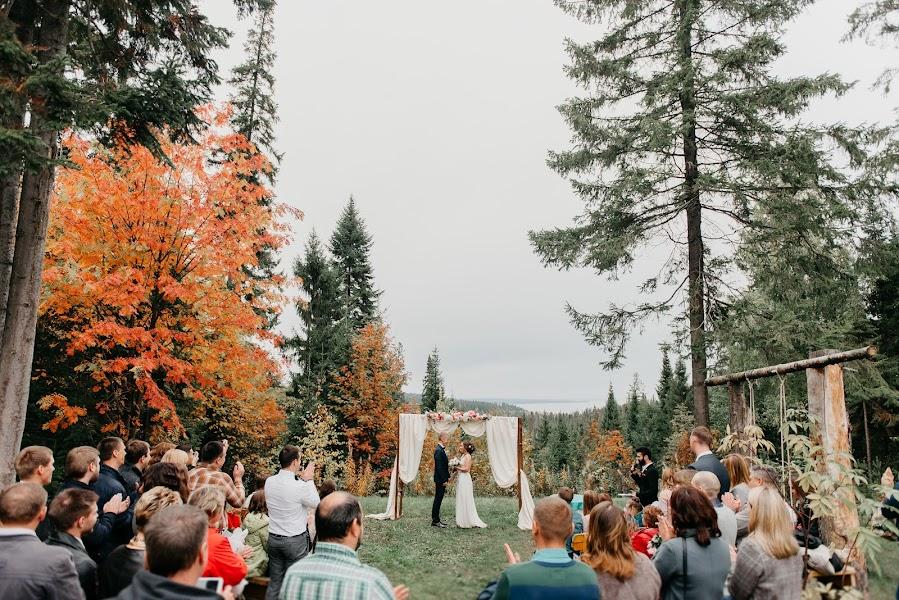 Wedding photographer Ilya Volokhov (ilyavolokhov). Photo of 22.11.2018