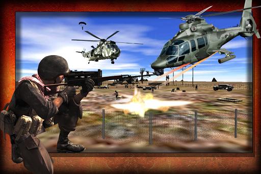 現場の狙撃部隊