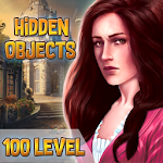 Hidden Object Games 100 Levels Mansion Icon