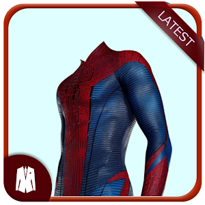 Super hero Photo Suit Artist
