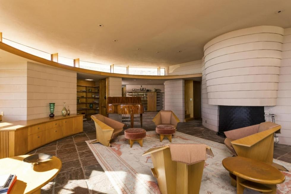 Homes Designed By Frank Lloyd Wright