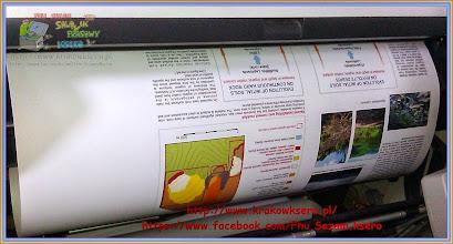 Photo: poster b1 - realizacja usługi na poczekaniu. Papier Matt 140g/m.Dla mniej zorientowanych rozmiar 700x1000 mm.Maksymalna szerokość zadruku jaką możemy zrealizować to 914mm, długość dowolna.
