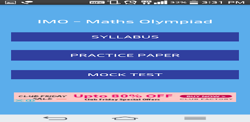 CLASS 3 - IMO [Math Olympiad] - Apps on Google Play