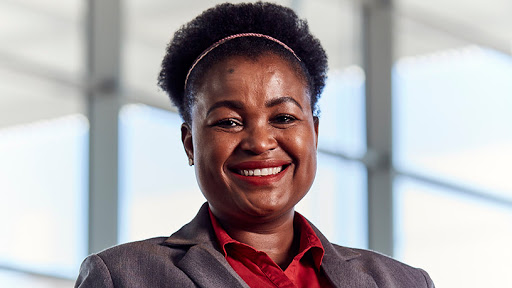 South African Wind Energy Association CEO Ntombifuthi Ntuli.