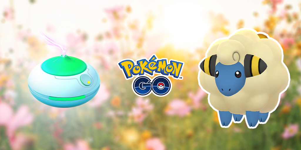 Mega Ampharos is coming! Plus, get ready for an Incense Day featuring Mareep!