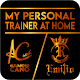 My personal trainer at home for PC-Windows 7,8,10 and Mac