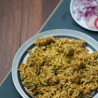 Green Peas Biryani Recipes.