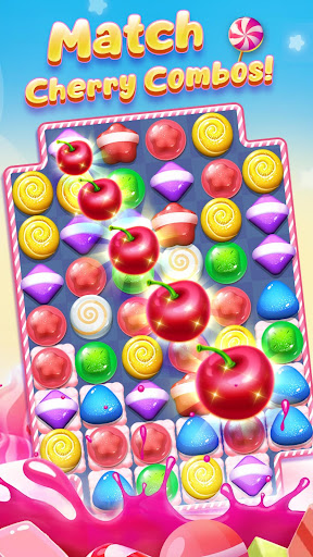 Code Triche Candy Charming - 2019 Match 3 Puzzle Free Games APK MOD screenshots 5