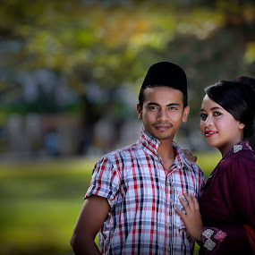 couple and culture by Premtawi Thinkfoto - People Couples ( dress, couple, people, design, culture )