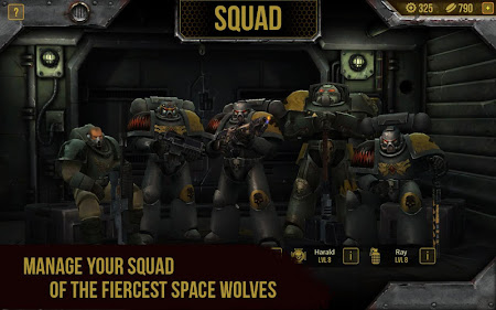 Warhammer 40,000: Space Wolf 1.1.2 screenshot 3886
