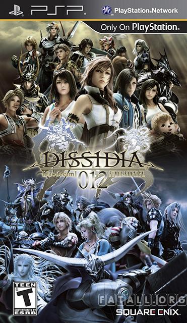 Dissidia 012 Duodecim Final Fantasy (PSP/2011/Jap)