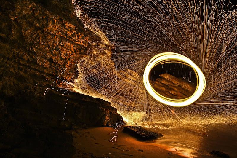 Circle of Fire di cristiandragophoto