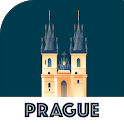 PRAGUE City Guide, Offline Maps and Tours icon