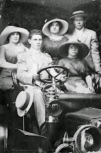 Photo: Harry Tulman (Driver) and Friends
