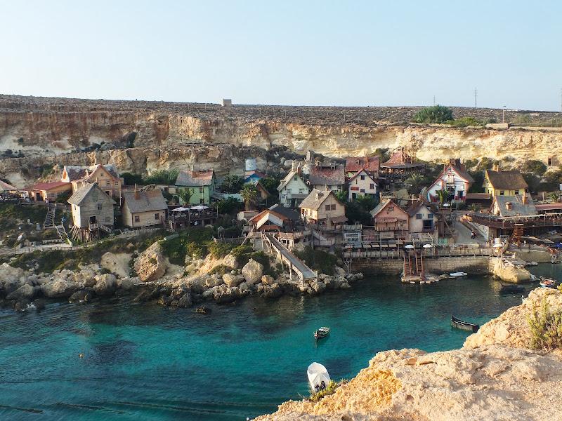Popeye Village - Malta di Giò Volpi