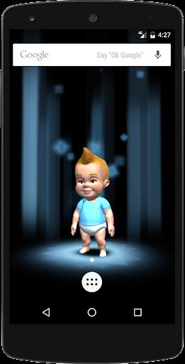 Dancing Baby Wallpaper 1.0 screenshots 2