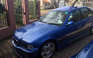 BMW M3 Rent Gauteng
