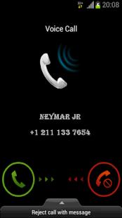 Fake Call Neymar - Prank - náhled