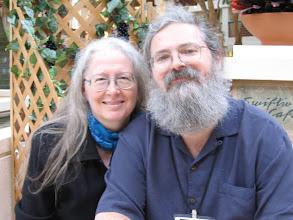 Photo: Katherine Finker and Jim des Rivieres