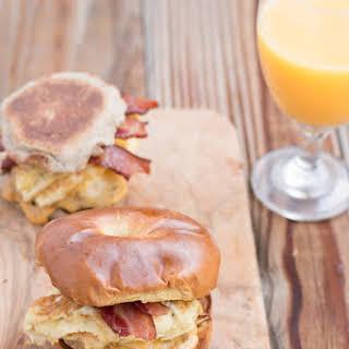 Our Favorite Breakfast Sandwich.