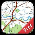Russian Topo Maps Free icon