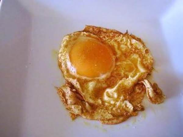 Curried Fried Eggs Recipe