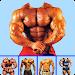 Men Body Builder Photo Editor Icon