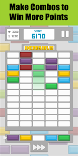 Blocks Invaders - náhled