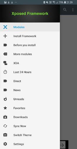 Xposed Installer  screenshots 2