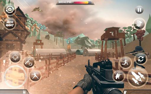 Call of Sniper WW2 Blocky: Final Battleground V2 1.1.1 screenshots 1