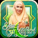 Eid MubarakFotoFrames Maker icon