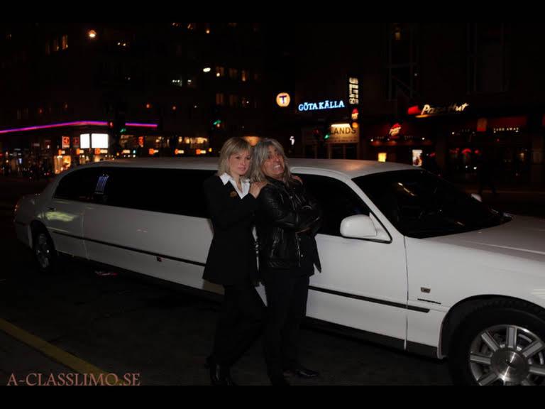 Lincoln Towncar Limousine Hire Stockholm