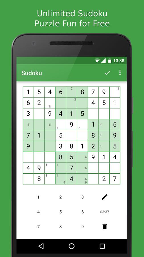 Screenshots of Sudoku - Free & Offline for iPhone