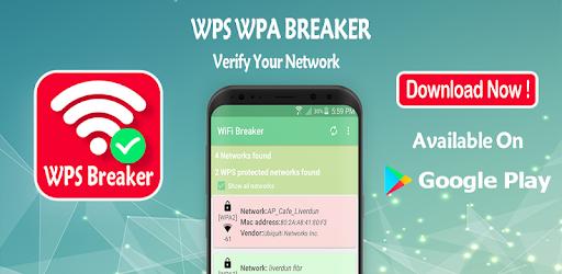 WiFi Breaker (WPS connect) on Windows PC Download Free - 2 0 6