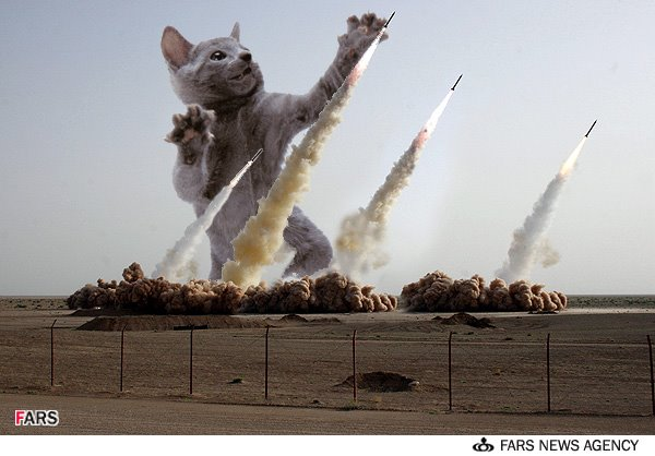 Attack of the Photoshopped Missiles