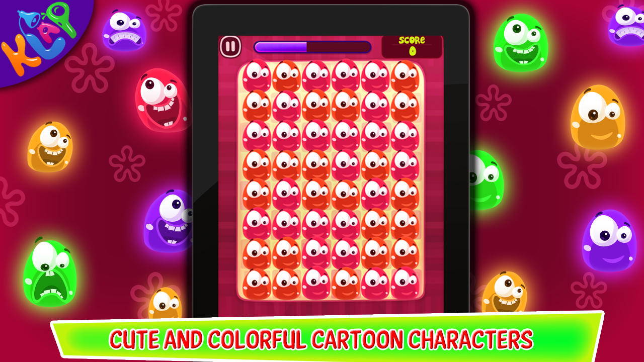 Inspees Fun Toon Crush- screenshot