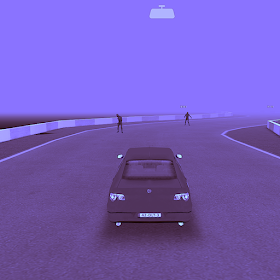 призрак шоссе : Дорога убийца