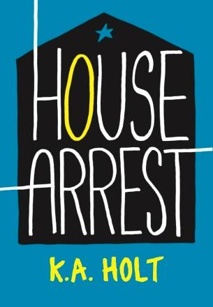 Image result for house arrest book