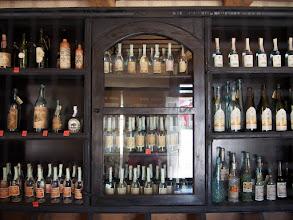 Photo: Alkoholio krautuvėlėje