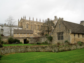 Photo: Christ Church, Oxford