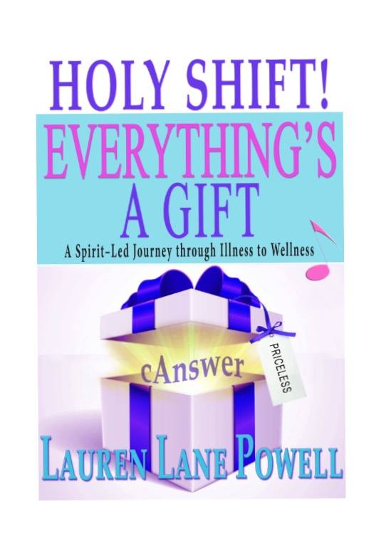 Holy Shift! Everything's A Gift Book Cover