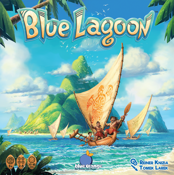Blue Lagoon cover