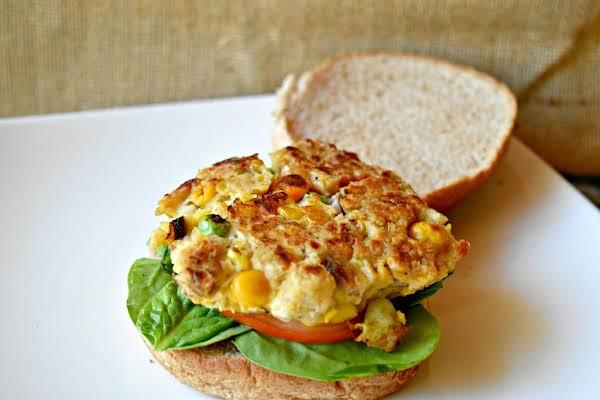 Chickpea Burgers Recipe