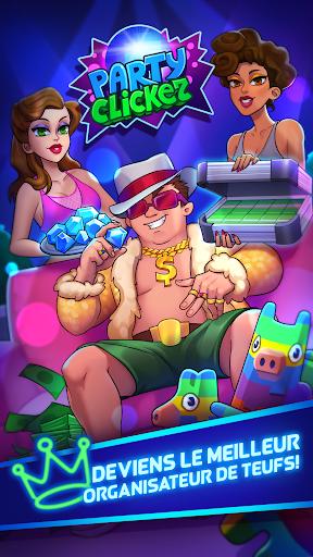 Télécharger Gratuit Party Clicker — Idle Nightclub Game mod apk screenshots 5