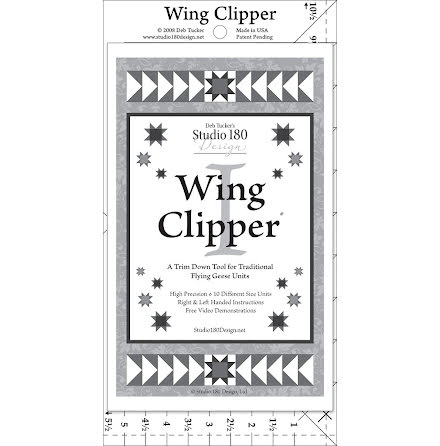 Linjal Studio 180 Wing Clipper I (12027)