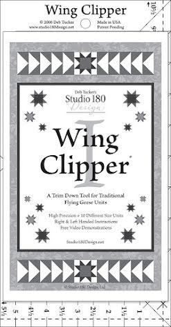 Linjal Studio 180 Wing Clipper I (12027)