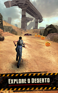 Maze Runner: Prova de Fogo Screenshot