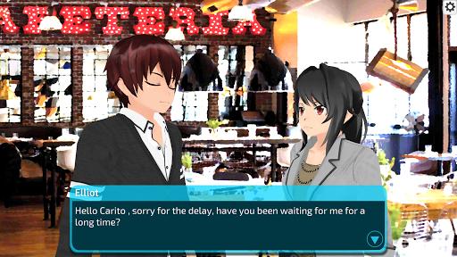 Code Triche Beating Together - Visual Novel APK MOD screenshots 2