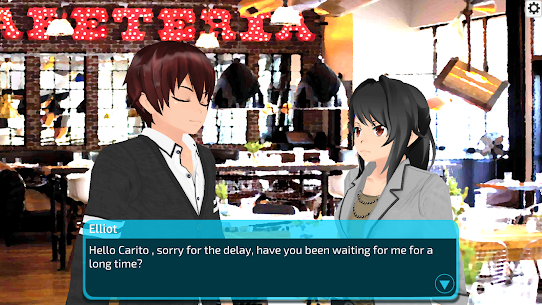 Beating together -Visual novel 2