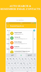 Email App for Hotmail, Outlook Apk Download For Android 4
